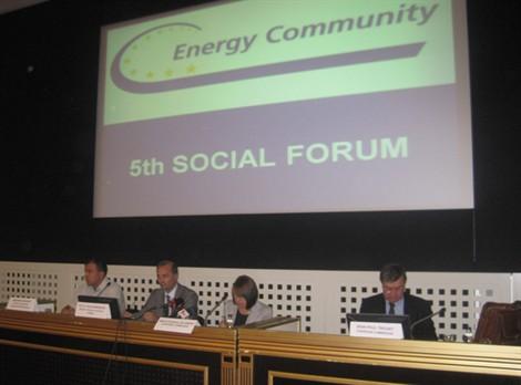 Пети социјални форум енергетске заједнице