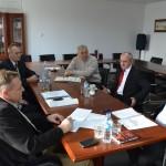 Министар Ђокић у разговору са представницима Синдиката енергетике