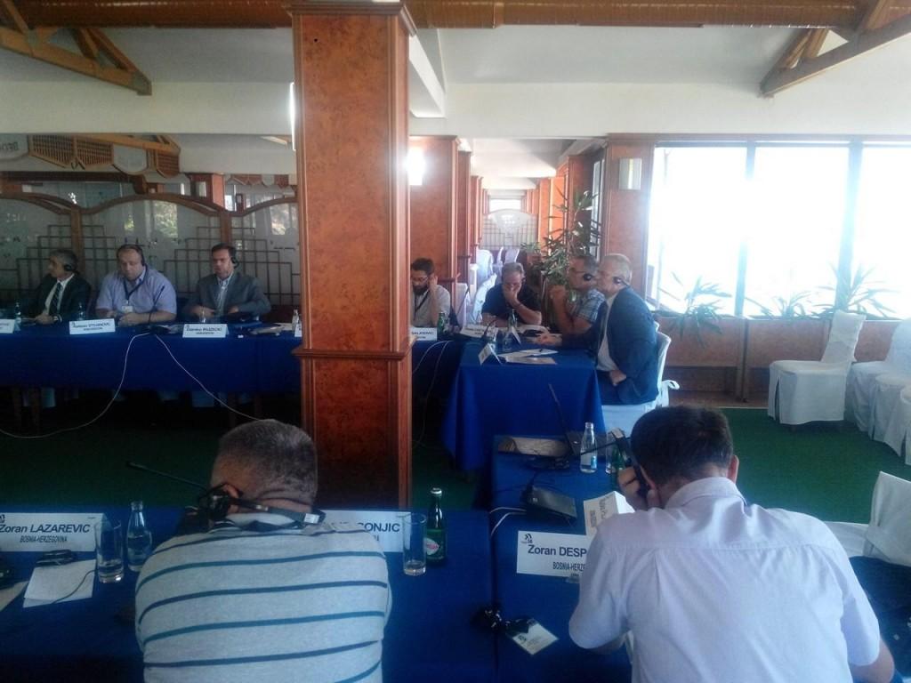 Тематска радионица о несигурном раду, организовању и изградњи синдикалног заједништва, Сарајево 08. и 09. септембар 2015. године