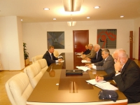 Састанак у Министарству индустрије, енергетике и рударства